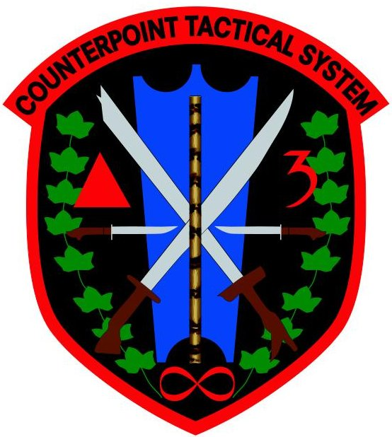 counterpoint tactical system logo